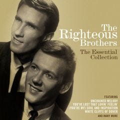The Righteous Brothers - The Essential Collection CD