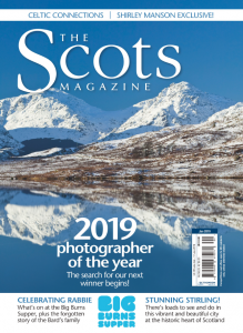 The Scots Magazine Subscription-12 Issues UK/10 Issues Overseas