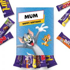 Cadbury Warner Hamper Box Mum