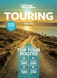 Scottish Caravans & Motorhomes Touring Special
