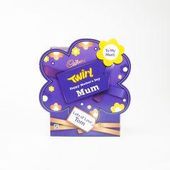Personalised Mother's Day Cadbury Twirl Favourites Box