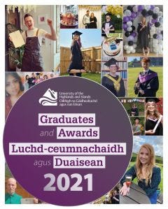 The Courier Graduation Supplement - 29th October 2021