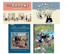The Broons & Oor Wullie Ultimate Pack 2021