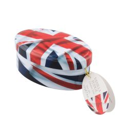 Union Jack Vanilla Fudge Tin
