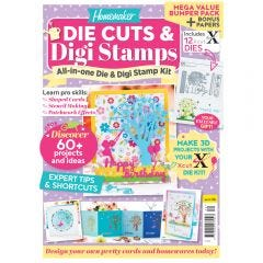 Die Cuts and Digi Stamps Bookazine