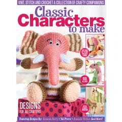 Classic Characters to Make (132g Yarn)