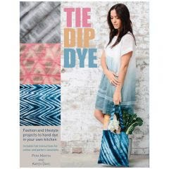 Tie Dip Dye Book