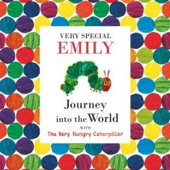 Very Special You, Journey into the World Personalised Book