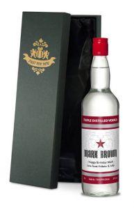 Personalised Classic Vodka