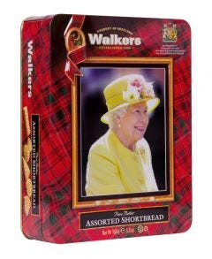 Walkers Her Majesty the Queen Assorted Shortbread