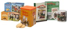 Wallace and Gromit Hamper From Dean's