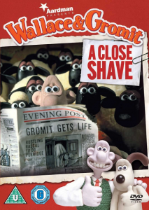 Wallace & Gromit - A Close Shave DVD