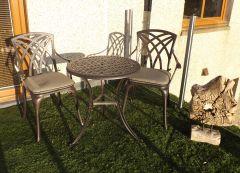 Waverley Bistro 2 Seat Garden Dining Set