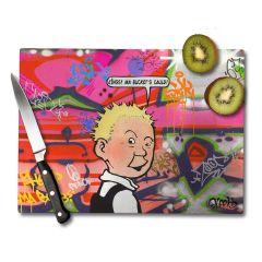 Wee Wullie Chopping Board