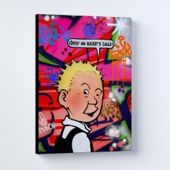 Wee Wullie Sleek Prints and Canvases
