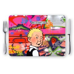 Wee Wullie Placemat