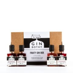 The Gin Bothy Fruity Gin Gift Box