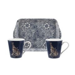 Wightwick Mug & Tray Set