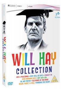 Will Hay 9 DVDs Collection