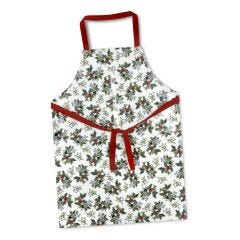 Pimpernel The Holly and The Ivy PVC Apron
