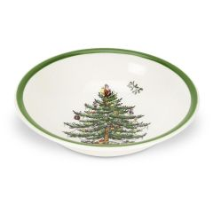 Christmas Tree Cereal Bowls - Set of 4