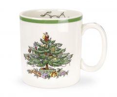 Christmas Tree Mug - Set of 4