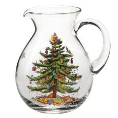 Christmas Tree Pitcher