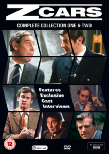 Z Cars: Complete Collection One & Two - 4 DVD Set