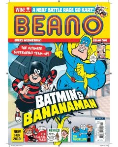 Beano subscription - 15 Issues UK