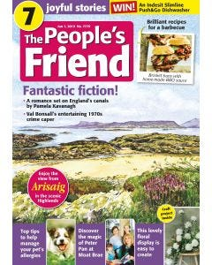 The People's Friend Staff Subscription