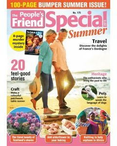 The People's Friend Special Staff Subscription