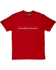 Aberdeen Table Football T-Shirt