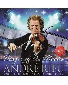 André Rieu: Magic Of The Movies CD