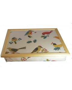 Bertie Birds Butterscotch Lap Tray