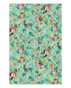 Blue Chintz Tea Towel