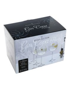 Dartington Gin Copa Party Glasses 6 Pack