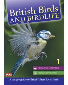 British Birds DVD Vol 1