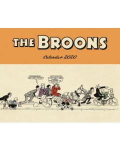 The Broons Calendar 2020