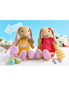 Arthur and Rose Bunnies