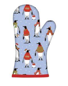 Cosy Penguins Oven Gauntlet