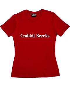 Crabbit Breeks Ladies T-Shirt