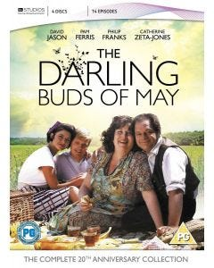 The Darling Buds of May - Complete DVD Collection
