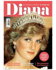Diana - An Intimate Portrait 20 Years On