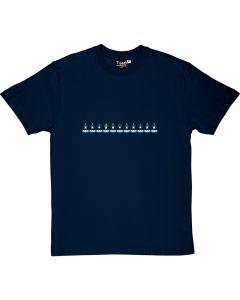 Dundee FC Table Football T-Shirt