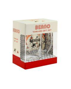 Beano Tankard & Coasters Gift Set