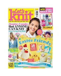 Let's Knit March 2019