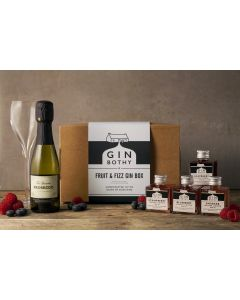 Gin Bothy Fruit & Fizz Tasting Box