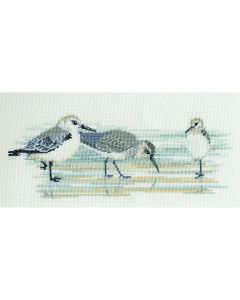 Waders Counted Cross-Stitch Kit