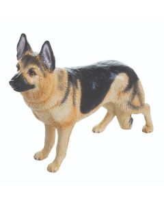 John Beswick German Shepherd Figurine