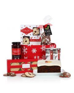The Jolly Snowflake Gift Box
